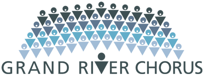 The Grand River Chorus Logo